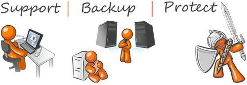 Esben Business IT Solutions Ltd - support, backup, protect.