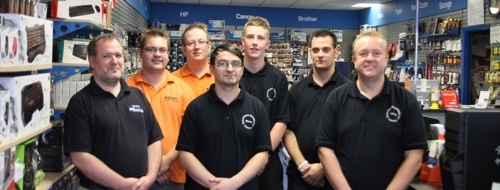 The GCC team - supporting local business and customers since 1989